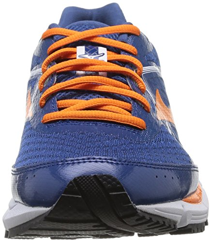 Dark Ultima Wave Vibrant Blue White 6 Blau Homme Flâneurs Orange Mizuno wP5Ydqw