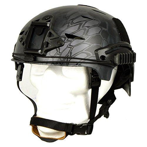 EXF BUMP タイプ ヘルメット TYPHON  テュポン 迷彩 B0188WVRG2