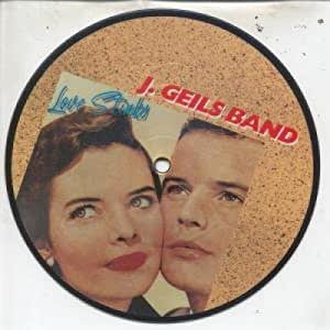 The J Geils Band Love Stinks