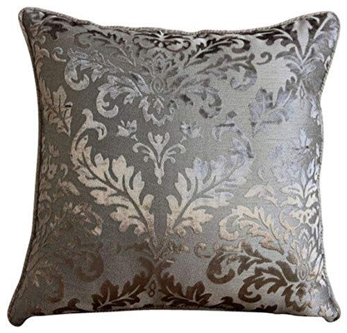 ry Grey Euro Pillow Covers, 26