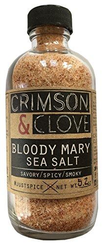 Bloody Mary Rim Salt by Crimson and Clove (5.2 oz.) by Crimson and Clove