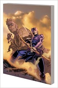 Hawkeye: Blindspot by Jim McCann (2011-07-27)