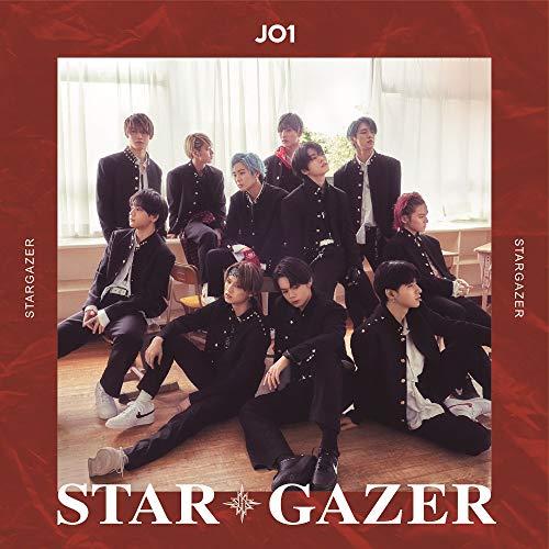 [2020년 8월 26일 발매예정] STARGAZER【첫 한정반A】(CD+DVD)(메가 자케부) CD+DVD