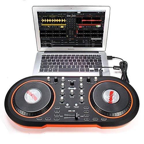 - Blacknote MID-100 Computer DJ System USB MIDI DJ Controller Brake Disc for MAC and PC