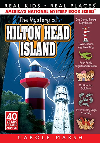 The Mystery at Hilton Head Island (America's National Mystery Book)