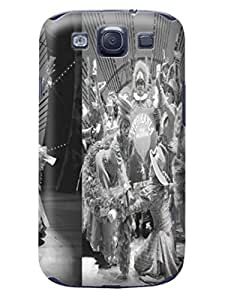 Faustino Olea New shockproof protection case tpu phone cover for Samsung Galaxy s3 (Musical Wicked)
