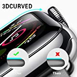 Etmury Screen Protector for Apple Watch Series 4