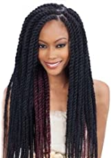 Fabulous 51 Kinky Twist Braids Hairstyles With Pictures Beautified Designs Hairstyles For Women Draintrainus