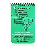 Morse Machinist's Guide for Taps – Machinist