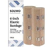 Amazon Brand - Solimo Elastic Bandage with