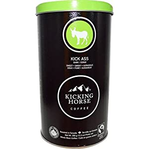 Kicking Horse Coffee, Whole Bean Coffee, 2.2 Pound Pouch