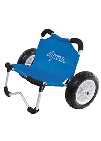 ASCAN SUP-Buggy - ideal para el Transporte de Tabla SUP, Canoa, Kajak