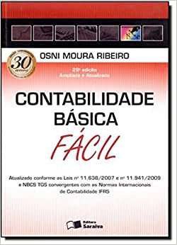 Contabilidade Basica Facil Osni Moura Ribeiro Pdf