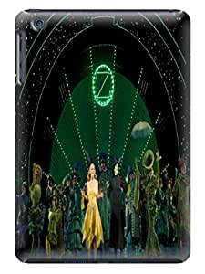 Pretty tpu phone cover/case with texture for ipad mini(Musical Wicked) by Paul Lawrencen