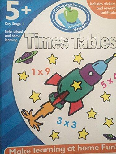 Download Times Table 5+ (Homework Helpers) book pdf | audio