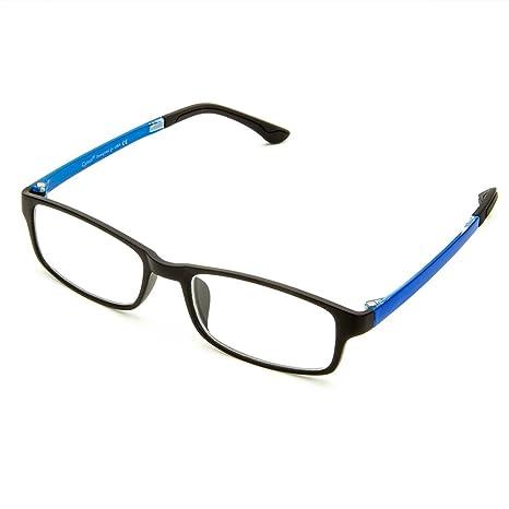 b039f997fa9 Buy Cyxus Blue Light Blocking (Lightweight TR90) Glasses for Anti Eye  Strain Headache Computer Use Eyewear