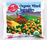 Organic Frozen Mixed Vegetables, 10 oz. Bag