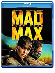 Mad Max: Fury Road (Blu-ray)]]>