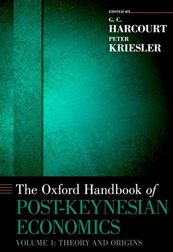 Download The Oxford Handbook of Post-Keynesian Economics, Volume 2: Critiques and Methodology (Oxford Handbooks) Pdf