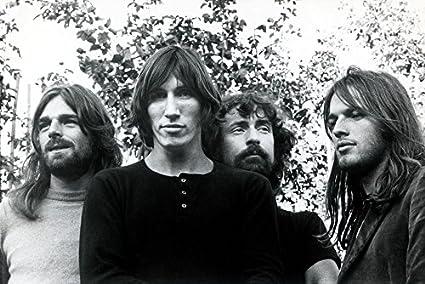 Pink Floyd (21x14 inch, 52x35 cm) Silk Poster Seta Manifesto PJ1B-72F0 Wall Station