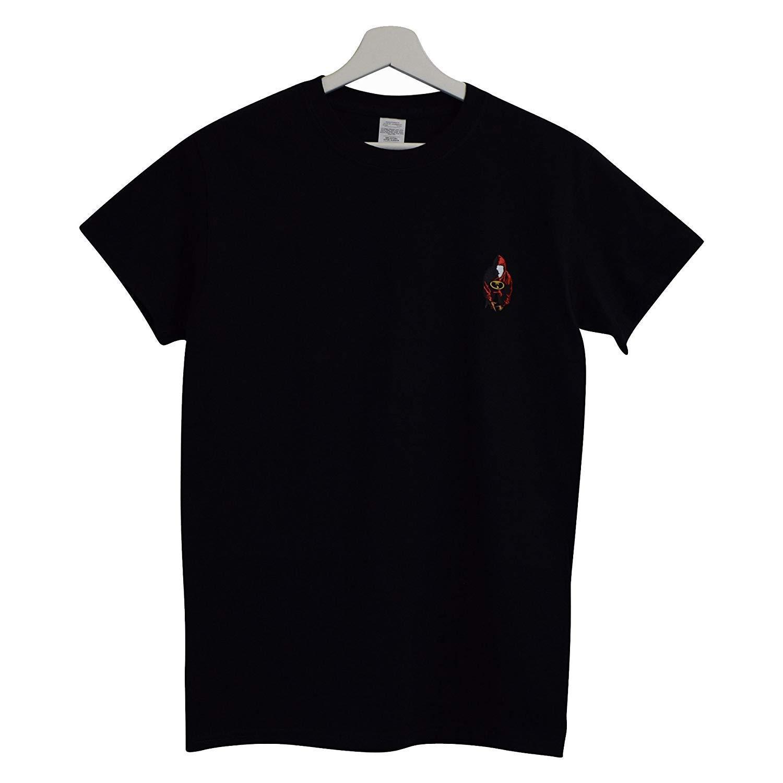 Wu x Green Donut Wu Tang Clan White Long Sleeve Tee T-shirt by Actual Fact