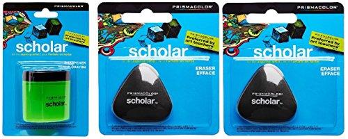 Review Prismacolor Scholar Colored Pencil
