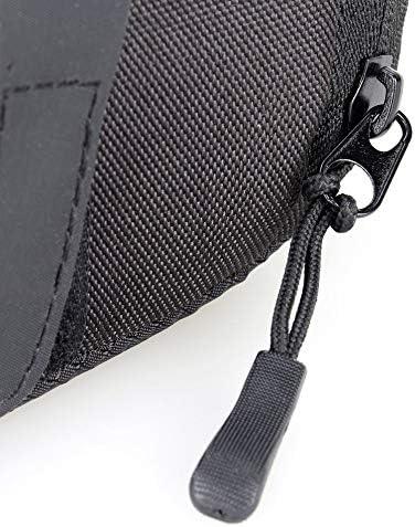 Bolsa para sill/ín de Bicicleta Plegable Impermeable leenBonnie B-Soul Color Negro de Exterior