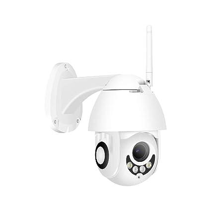 Amazon.com: Cámara IP 1080P 960P Ptz al aire libre WiFi 5X ...