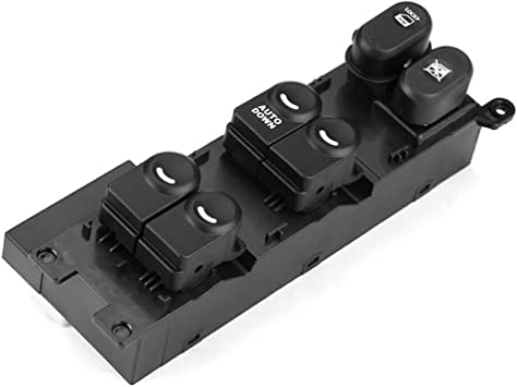 Power Window Switch Front Driver Side For 2009-2012 Hyundai Elantra 935702L010