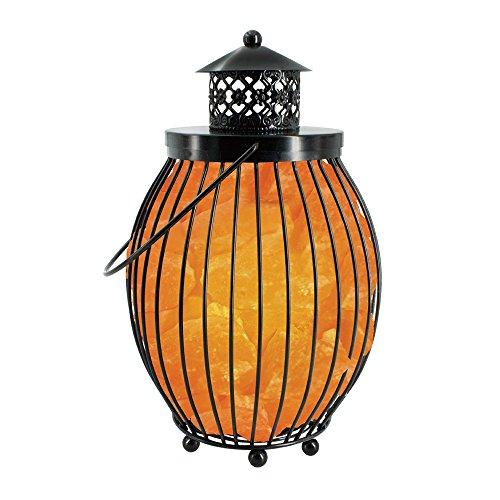 Himalayan Glow 1342 Table Lamp, 8.8 lb, Lantern Salt
