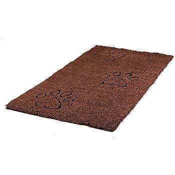 Amazon Com Dog Gone Smart Dirty Dog Floor Runner Brown