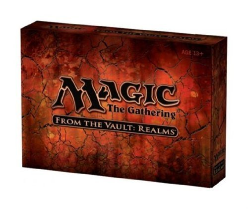 Magic the Gathering From the Vaults Realms sealed Box by Wizards of the Coast