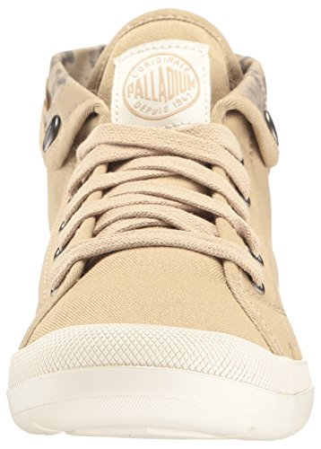 Sneaker Beige Palladio Damen Aventure (sahara / Marshmallow / Stampa Floreale)