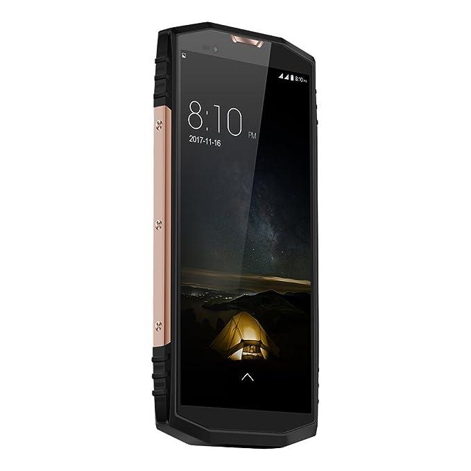 Blackview bv9000 Pro 5,7 pulgadas 4 G de red 18: 9 6 + 128 g IP68 resistente al agua resistente al polvo droppr oof Huella Dactilar Smartphone de la UE ...