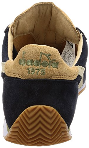 Sneakers Blu e Uomo Kidskin Ombroso 65068 Equipe per Heritage Diadora Donna 5SO7qwRy