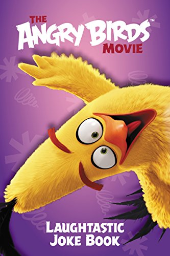 The Angry Birds Movie: Laughtastic Joke Book for $<!---->
