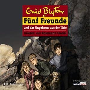 Fünf Freunde und das Ungeheuer aus der Tiefe (Fünf Freunde 49) Hörbuch