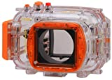 Polaroid Dive Rated Waterproof Underwater Housing Case For Nikon J1 Digital Camera WITH A 10mm Lens