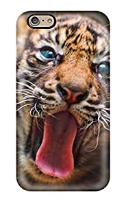 Charles C Lee Case Cover Protector Specially Made For Iphone 6 Tiger