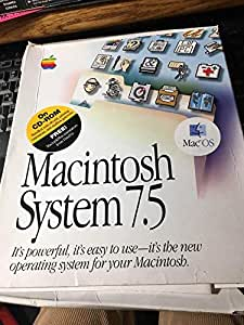 Macintosh System 7.5