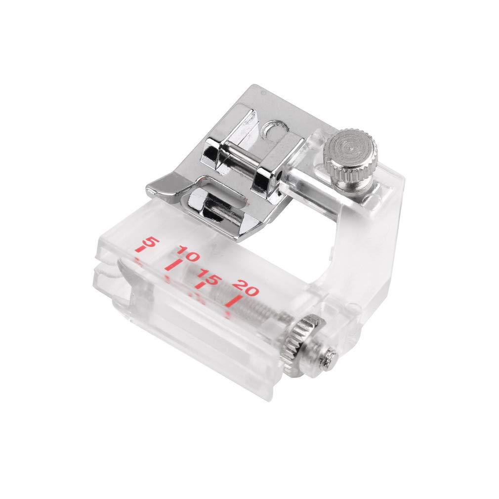 32Pcs Kit de pies prensatelas máquina de coser accesorios pie diferente para máquina de coser: Amazon.es: Hogar