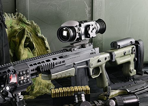 Armasight by FLIR Zeus-Pro 640 2-16x50mm Thermal Imaging Rifle Scope with Tau 2 640x512 17 micron 60Hz Core