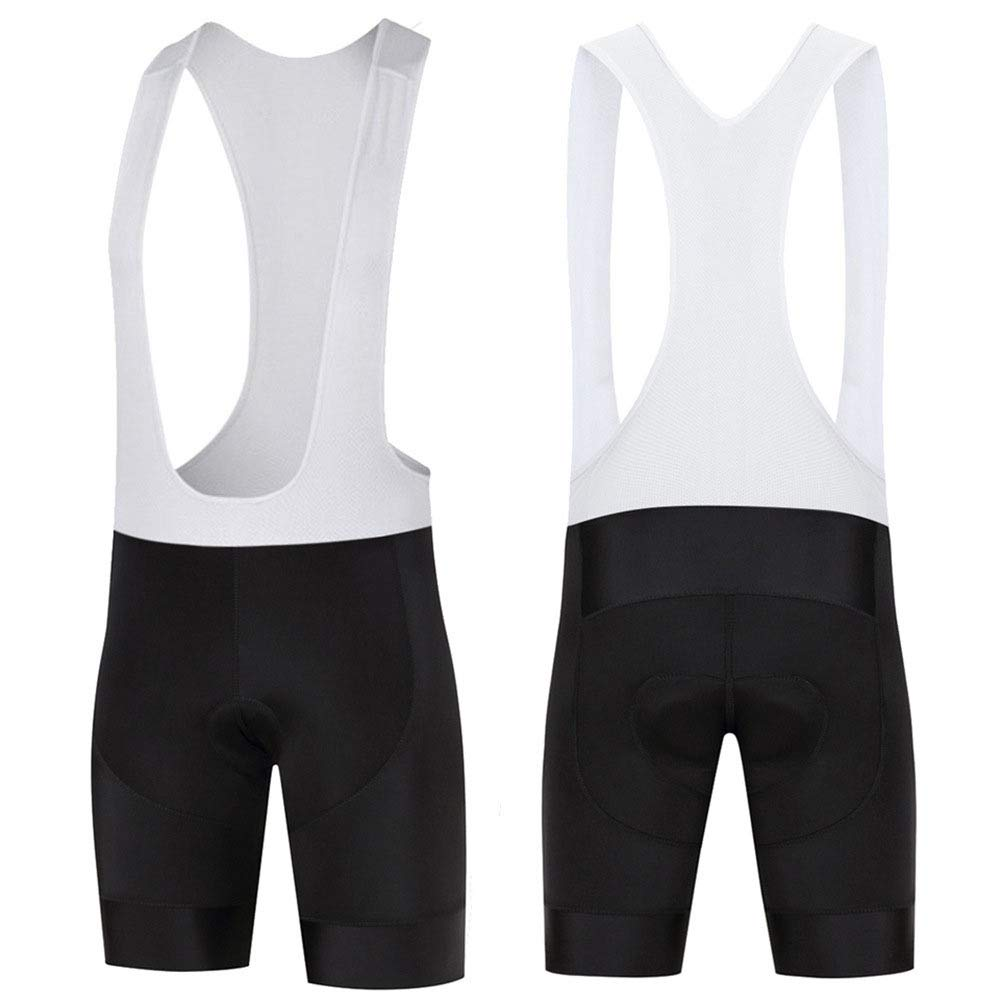 A irugh Mens Cycling Jersey Road Road Road Bike Shorts Bib Pants Biking Jersey Breathable 100% Polyester 71bc7e