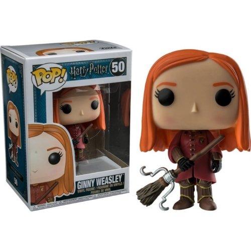 Funko POP! Qudditch Ginny Weasley #50