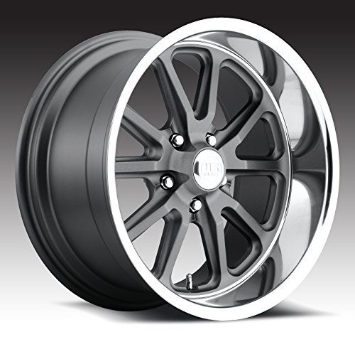 - US Mags U111 Rambler 17x8 5x127 +1mm Gunmetal Wheel Rim