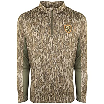 Drake NT Scent Control Performance 1/4 Zip