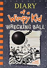 An instant #1 USA Today, Wall Street Journal, and New York Times bestseller!  In Wrecking Ball, Book 14 of the Diary of a Wimpy Kid series—from #1 international bestselling author Jeff Kinney—an unexpected inheritance gives Gr...