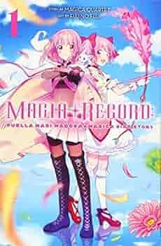 Ebook Puella Magi Madoka Magica Vol 1 Puella Magi Madoka Magica 1 By Magica Quartet