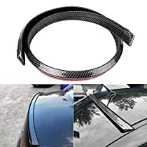 SalaBox Accessories Adhesive Spoiler Universal Car styling