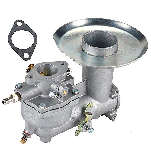 HIPA 392587 Carburetor + Gasket for Briggs & Stratton 391065 391074 391992 394745 Engine by HIPA